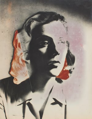 Patricia, New York c.1942 by Josef Breitenbach, from the Tate Modern show The Radical Eye