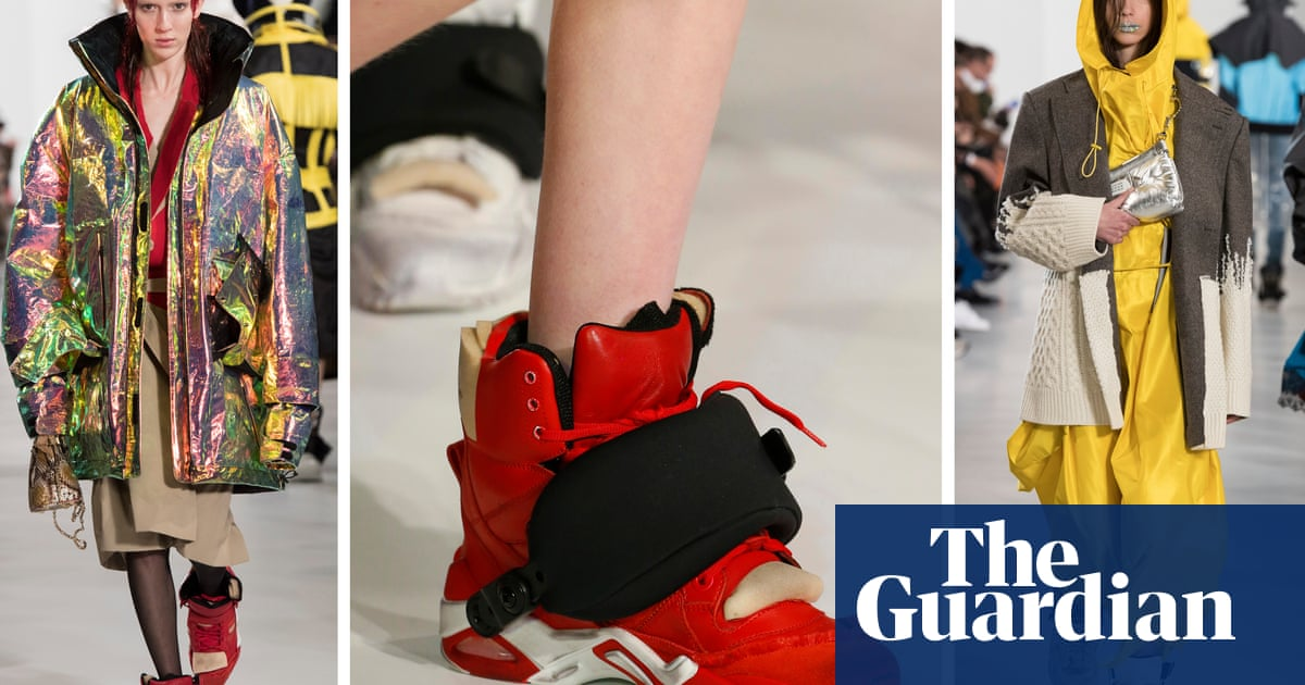 b12e3cd15c Paris fashion week autumn/winter 2018: the key shows – in pictures | Fashion  | The Guardian
