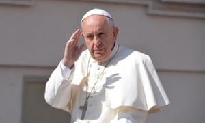 Pope Francis is expected to say that climate change is real and caused by humans in a letter to be sent to all Roman Catholic bishops on Thursday.