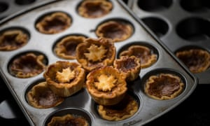 Butter tarts are a Canadian staple
