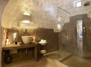 One of four bathrooms in the house.