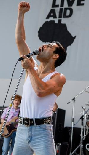 Bohemian Rhapsody 2018 20th Century Fox press publicity film still