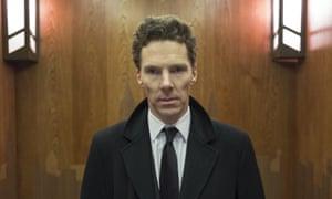 Benedict Cumberbatch in a scene from Patrick Melrose.