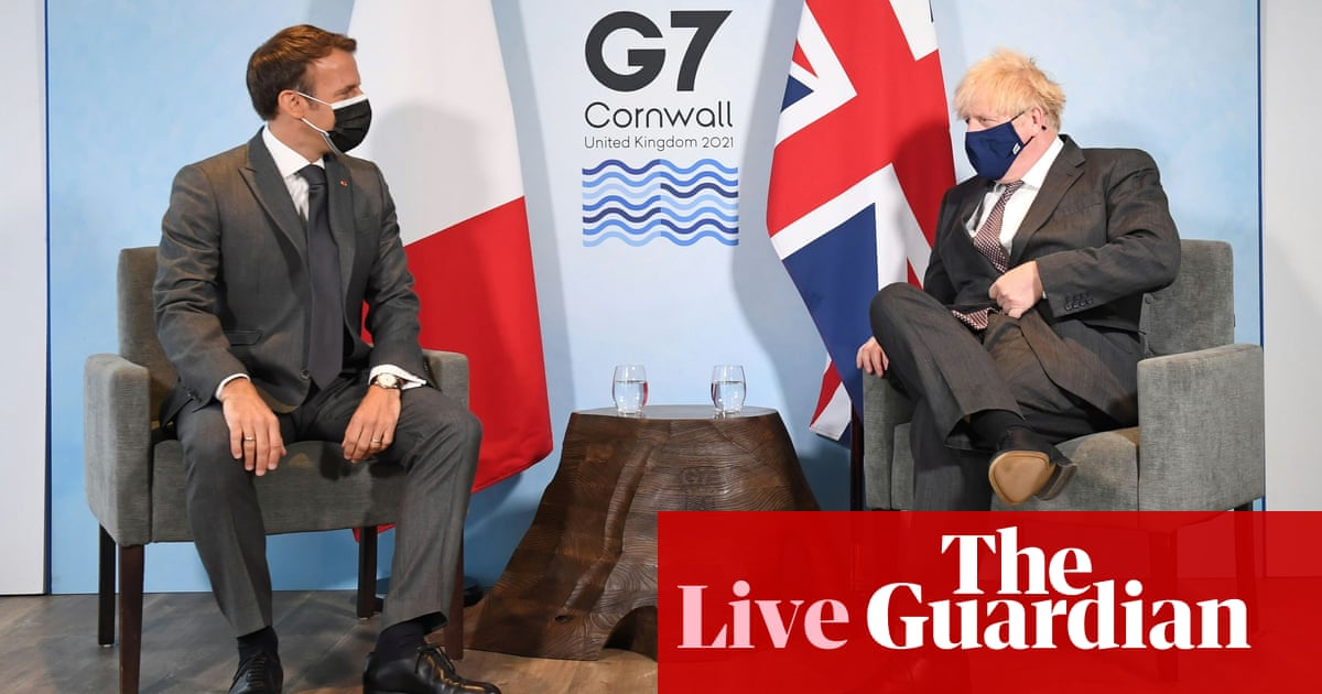 G7: leaders to sign landmark global health declaration to stop future pandemics – live updates