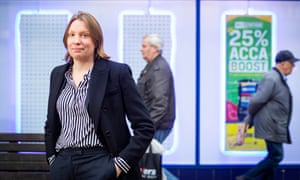 Tracey Crouch.