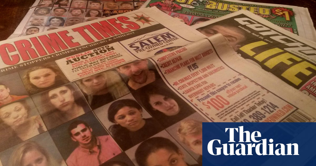 Mugshot tabloids: defamation as the price for profitable