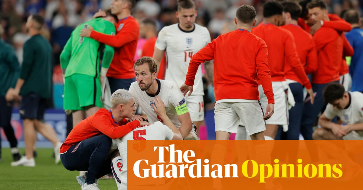 England's players may take months to get over Euro 2020 final heartache