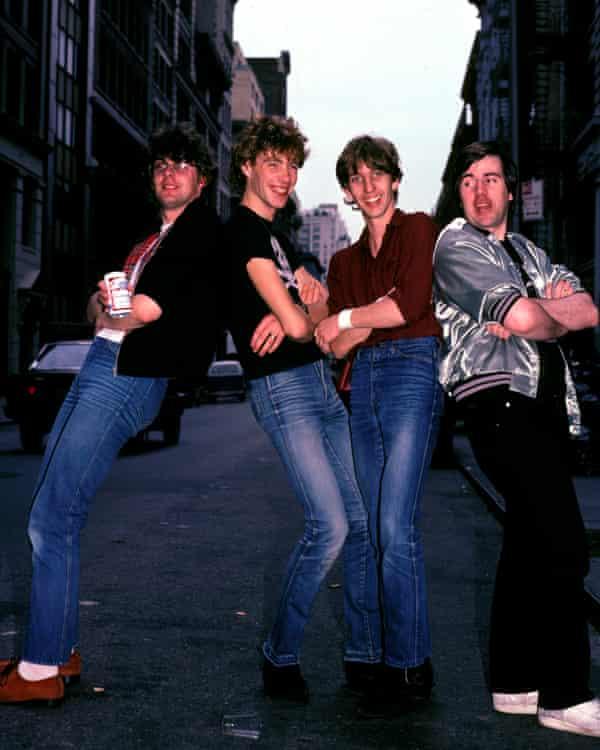 Stiff Little Fingers in 1982