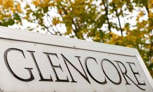 Glencore's logo
