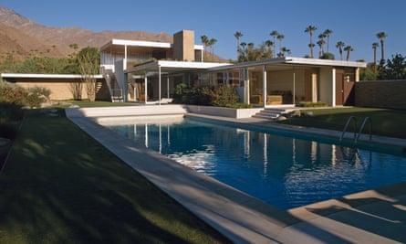 Kaufmann Desert House, Palm Springs, California, 1946.