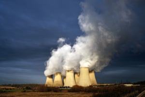 In 2015, the UK government has pledged to phase out all coal-fired power stations