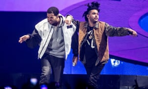 Drake and the Weeknd: 'their success gives the world a different rubric of understanding of what it means to be Canadian'