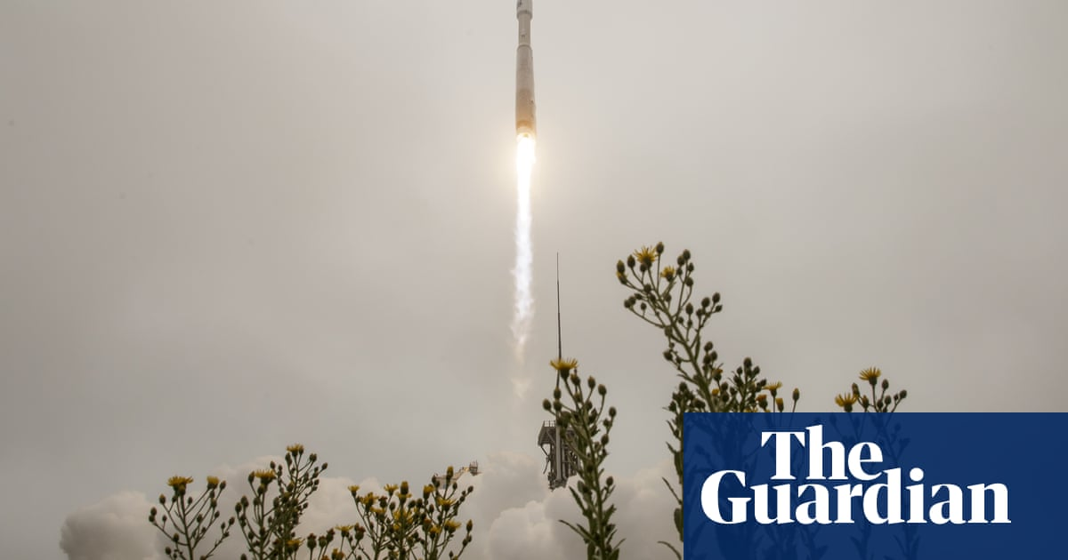 Nasa launches latest Landsat 9 to monitor Earth's surface