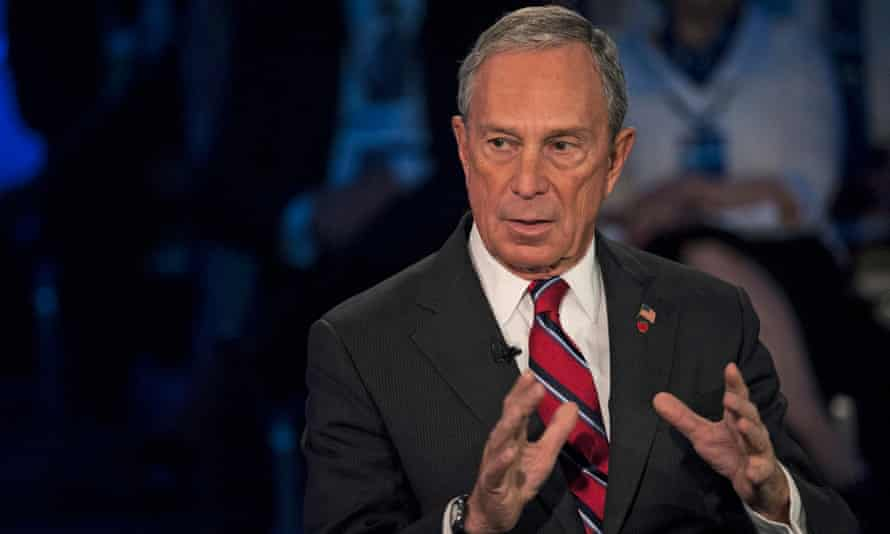 Michael Bloomberg US election 2016
