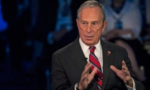 Michael Bloomberg's comments are the first public expression of interest in a presidential campaign since a report last month that detailed his potential plan for an independent campaign.