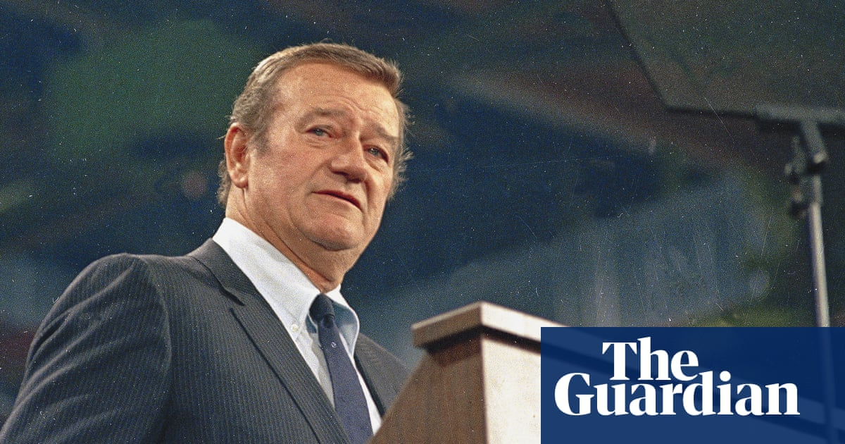 Democrats push to drop John Wayne's name from airport over racist comments