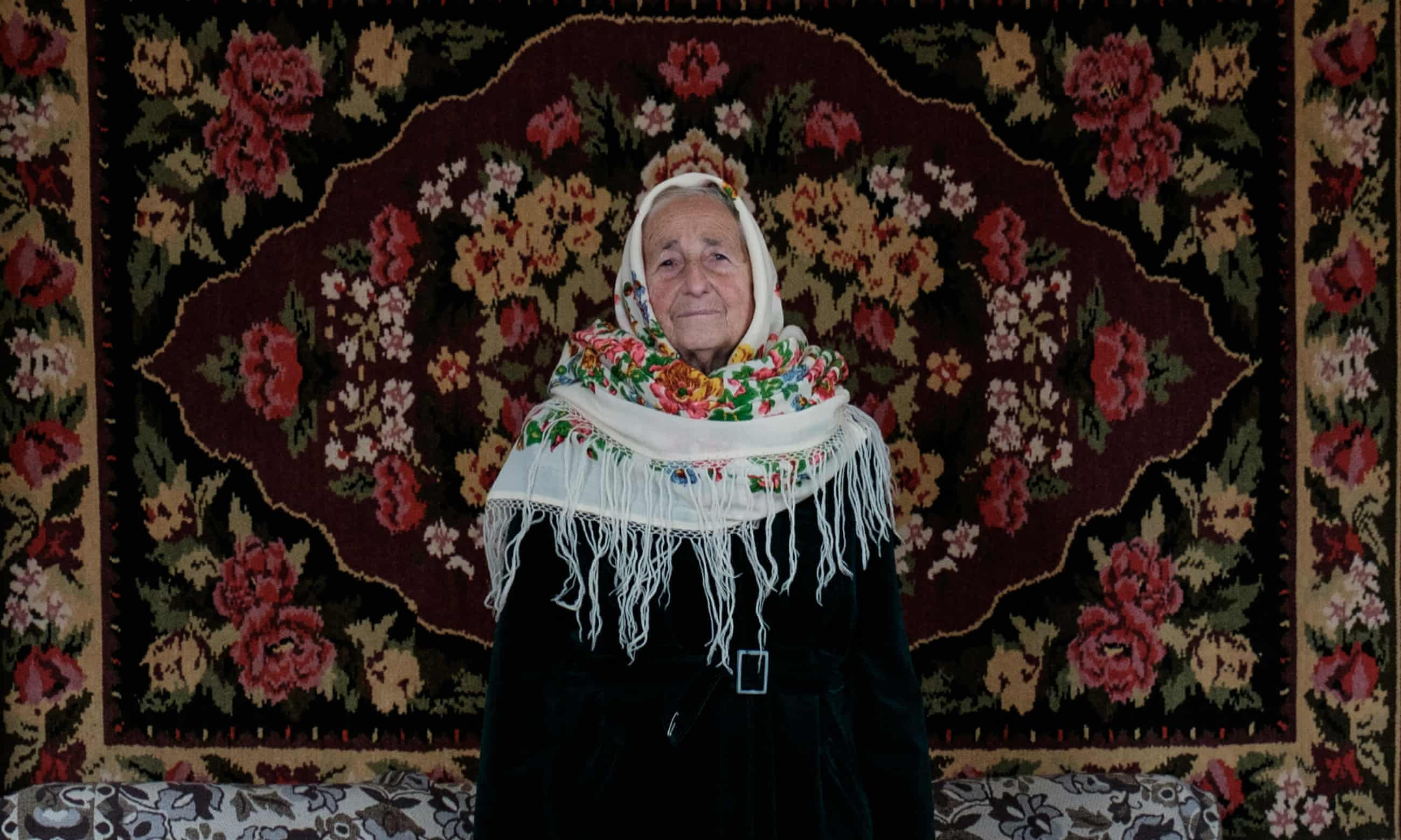 A Belarusian woman's life story in outfits – in pictures