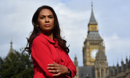 Gina Miller is leading a legal challenge over Theresa May's right to trigger article 50.