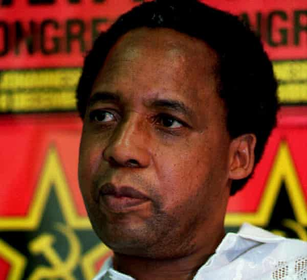Chris Hani in 1991.