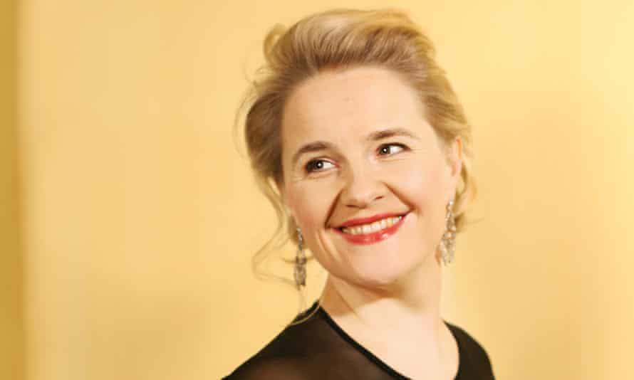 Superb … coloratura soprano Piia Komsi.