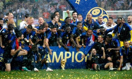 France's victory was a befitting end to a thrilling World Cup