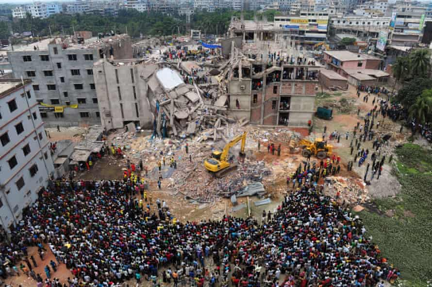The Rana Plaza textile factory collapse in 2013 led to the establishment of the Bangladesh Accord for Fire and Building Safety.