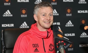 Ole Gunnar Solskjær, talking before Manchester United's game against Bournemouth on Sunday, said: 'I cannot do anything for their performances on the pitch.'