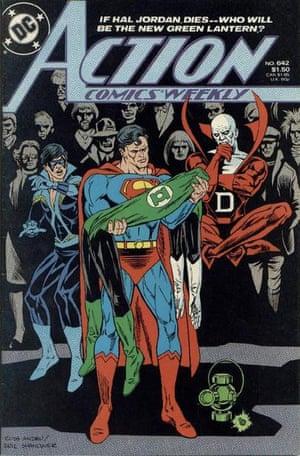 Action Comics #642