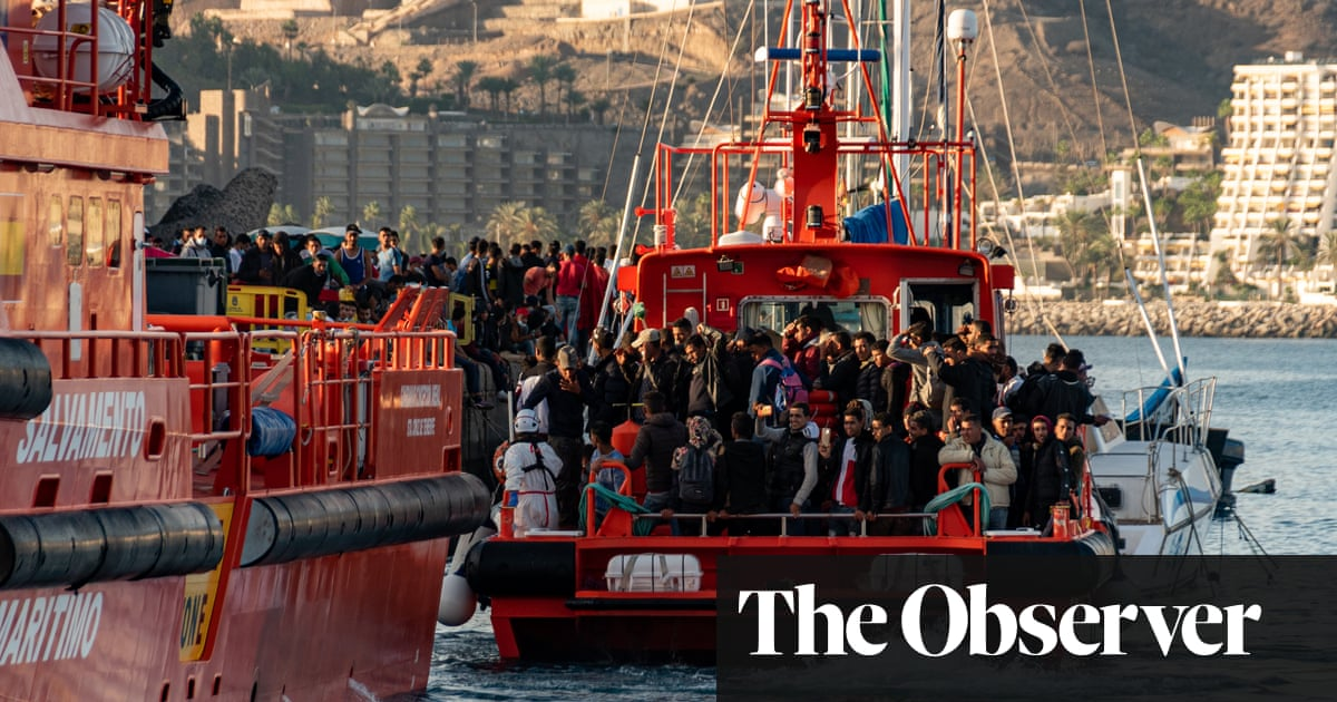 'I'd never seen a boat come in with so many bodies': mortal cost of Atlantic migrant route