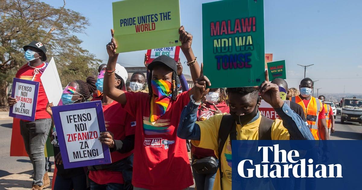 Malawi's LBGTQ+ community celebrates first Pride parade