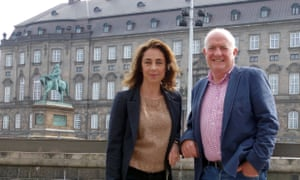 'She wore the same jumper for weeks on end!' … Rick Stein meets Sofie Gråbøl.