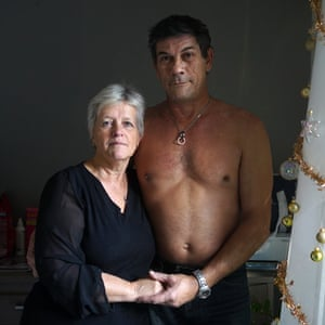 Chantal Lambert, 60, and Thierry Laplanche, 58.