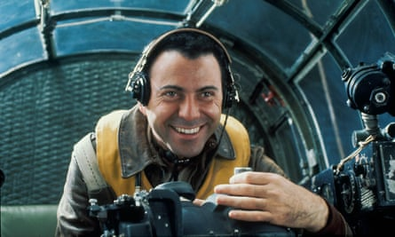 Alan Arkin as Yossarian in the film version of Catch-22.