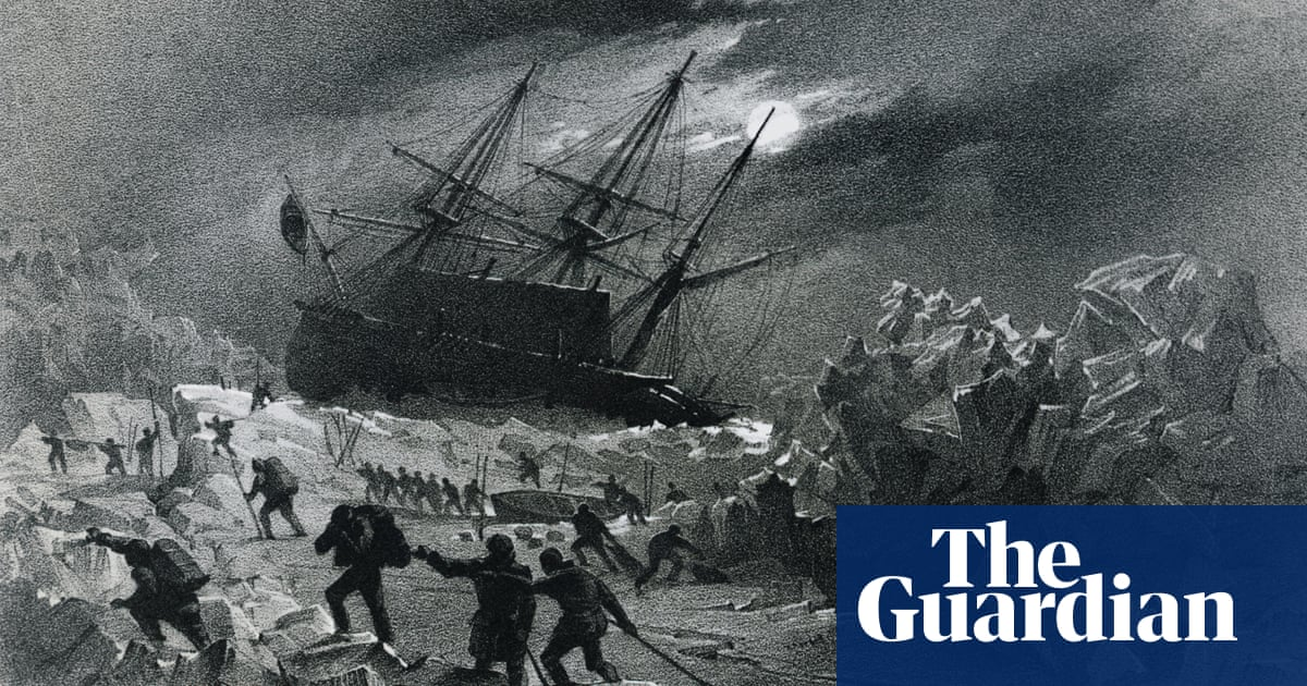Ship Found In Arctic 168 Years After Doomed Northwest Passage