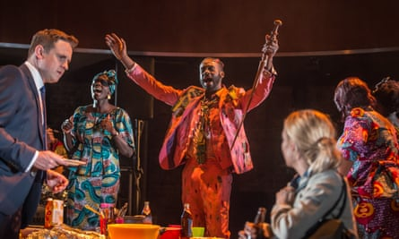 They Drink It in the Congo at the Almeida in London
