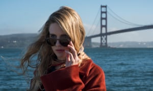 Brit Marling in the OA.