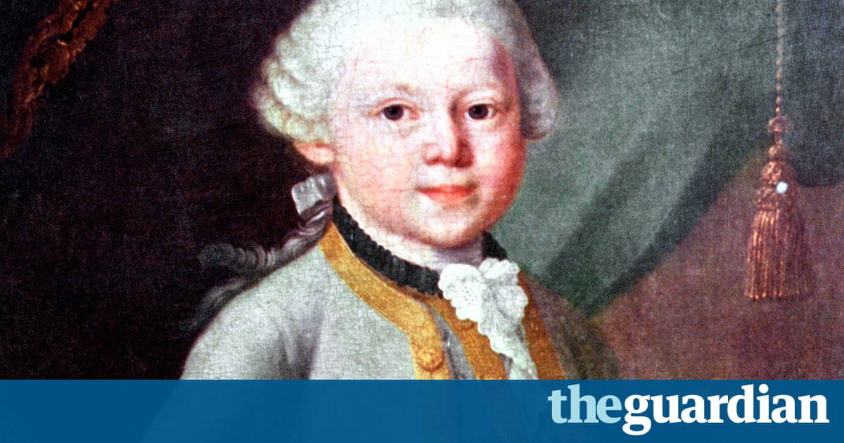 Mozart at 250: how to explain a 10-year-old talent for all time ...