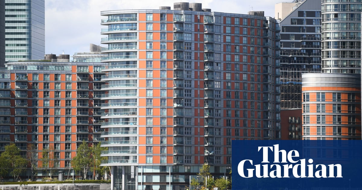 Fire breaks out at London tower block with Grenfell-style panels