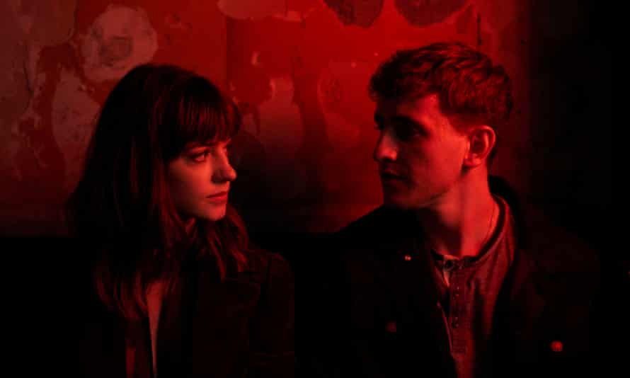Daisy Edgar-Jones as Marianne and Paul Mescal as Connell in the TV adaptation of Normal People.