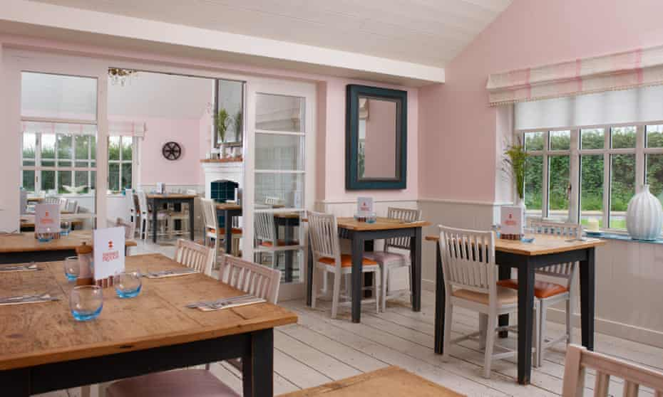 'The Pigs, a low-slung pub not far from Holt in North Norfolk, is making a serious statement with its name': Jay Rayner.