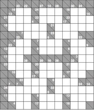 Kakuro 1559M 0707