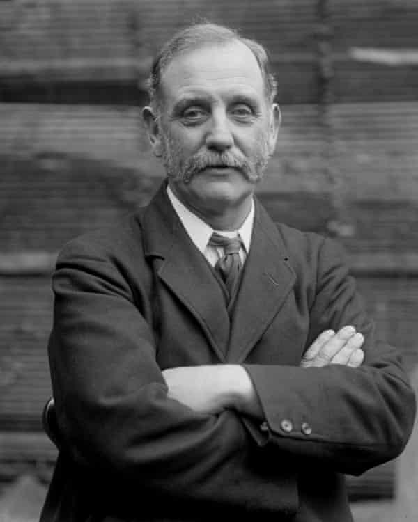 George Lansbury in 1912.