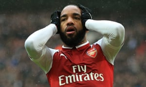 Alexandre Lacazette had been set to start Arsenal's Europa League game at Östersund on Thursday.