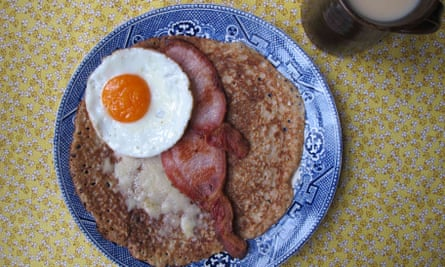 Felicity Cloake's staffordshire oatcakes