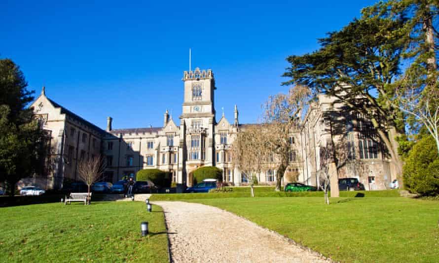 Kingswood school in Bath.