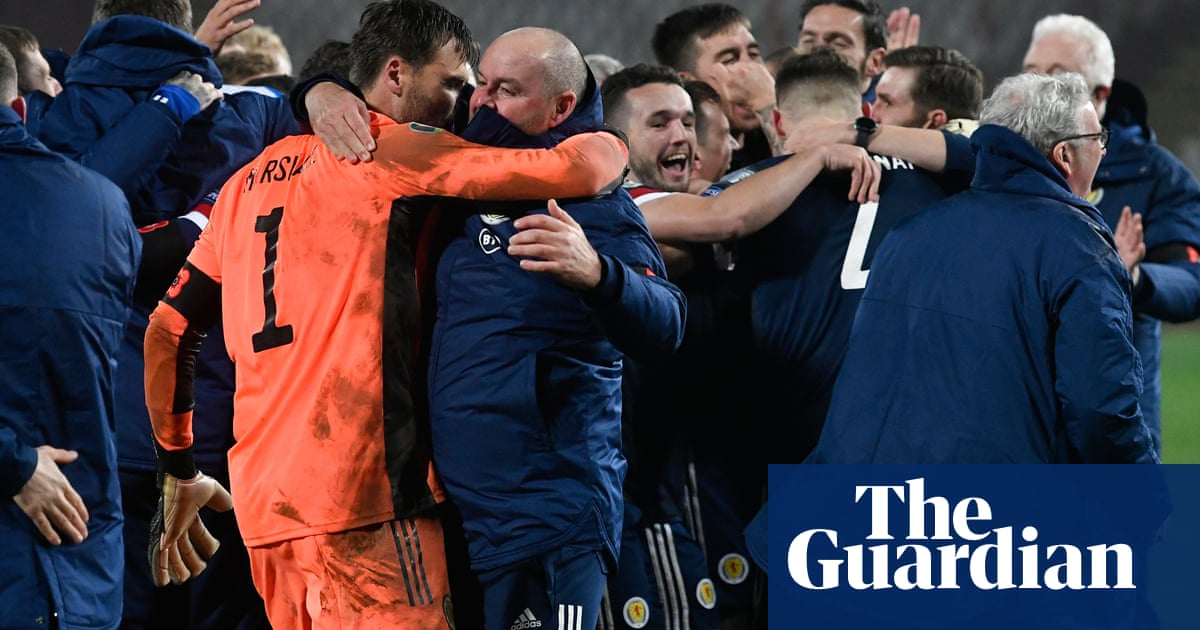 Hes got something special: Steve Clarke gets his reward with Scotland | Louise Taylor