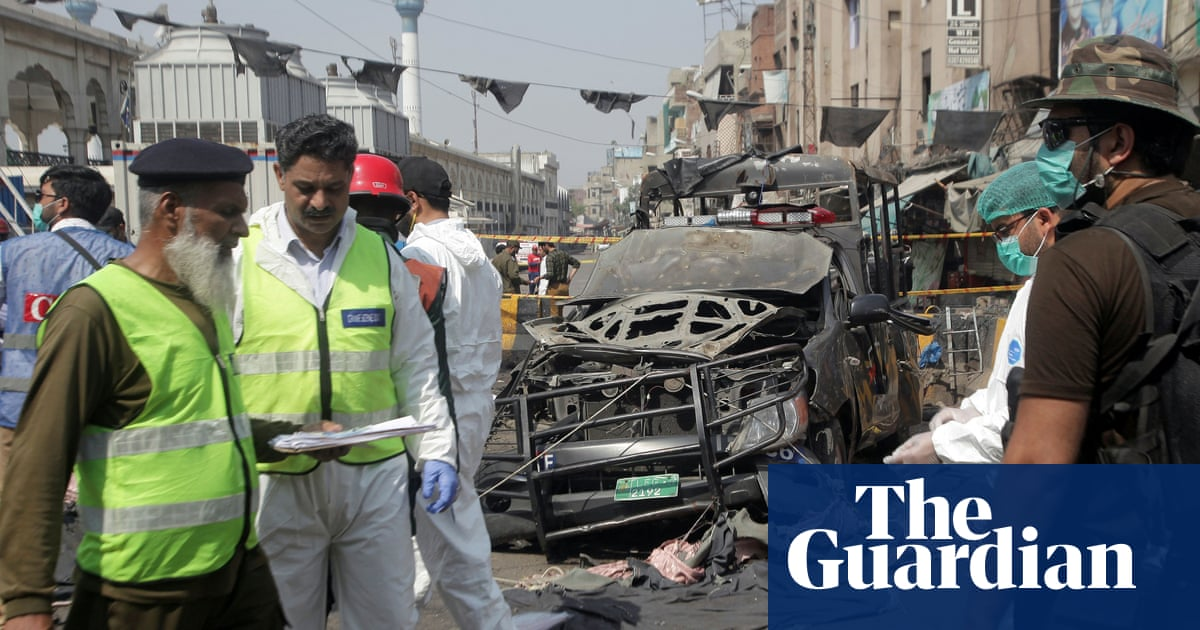 Pakistan: eight dead after blast near major Sufi shrine in Lahore - reports