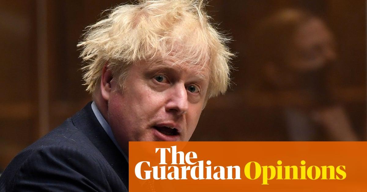 Blushing bridegroom Boris Johnson is not wedded to reality
