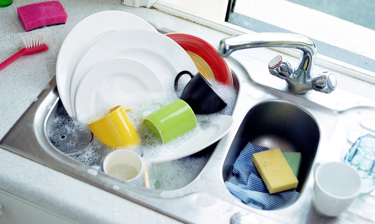 Is washing-up liquid left on dishes a health hazard? | Health | The Guardian