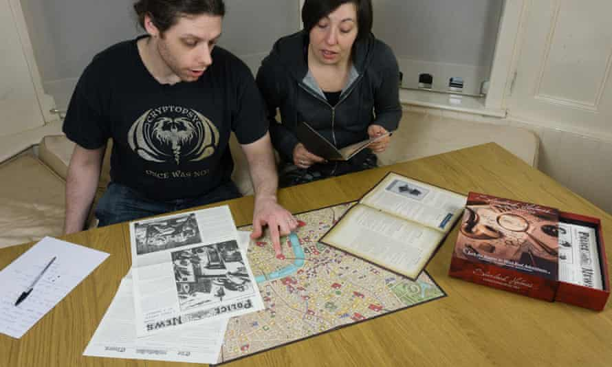 Sherlock Holmes: Consulting Detective tasks players with solving a series of mysteries in Victorian London.